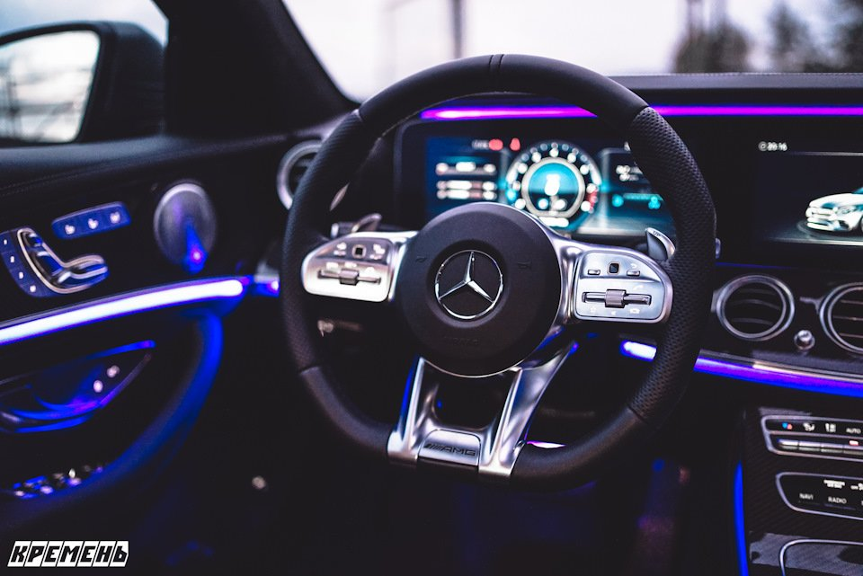 Mercedes-Benz E63 AMG W213 (4)