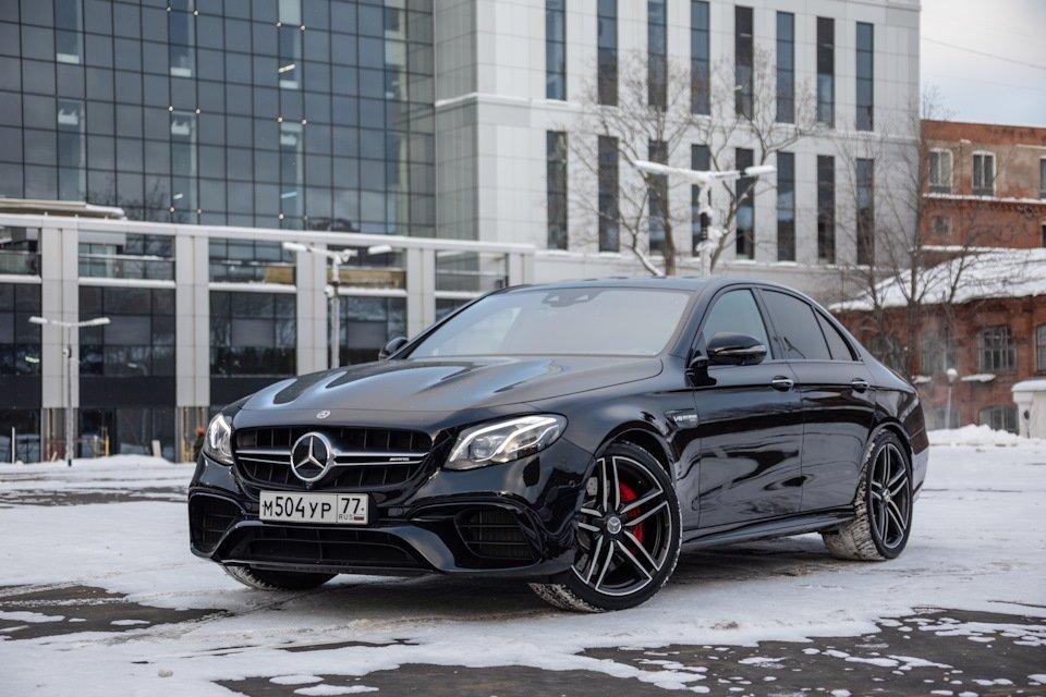 Mercedes-Benz E63 AMG (W213) (57)