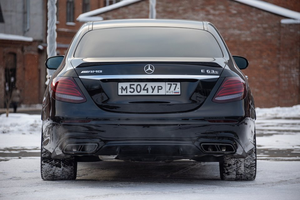 Mercedes-Benz E63 AMG (W213) (70)