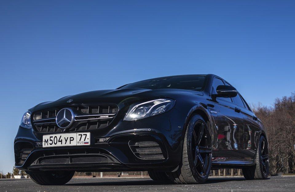 Mercedes-Benz E63 AMG (W213) (85)