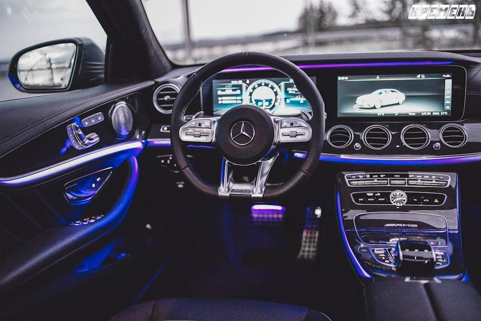 Mercedes-Benz E63 AMG W213 (8)