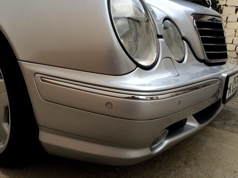 Mercedes-Benz E 55 AMG W210 (116)