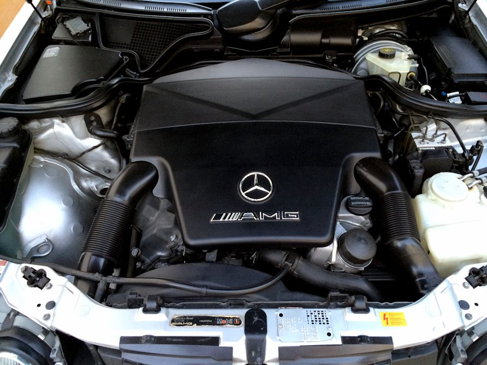 Mercedes-Benz E 55 AMG W210 (117)