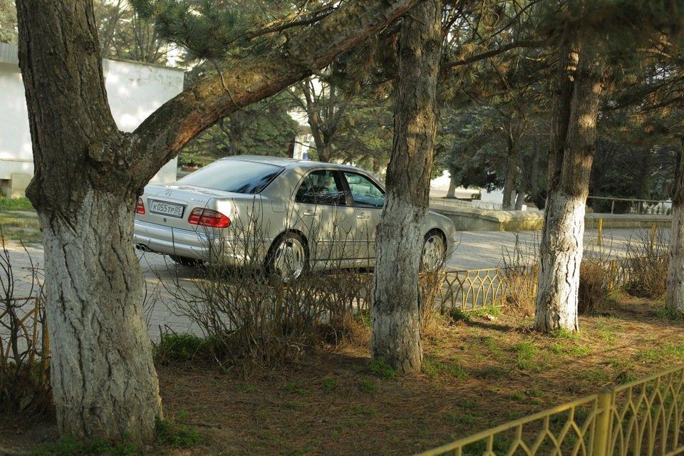 Mercedes-Benz E 55 AMG W210 (14)