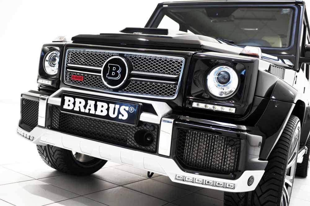 Mercedes-Benz G-CLASS - BRABUS WIDESTAR 800 W463 (2)