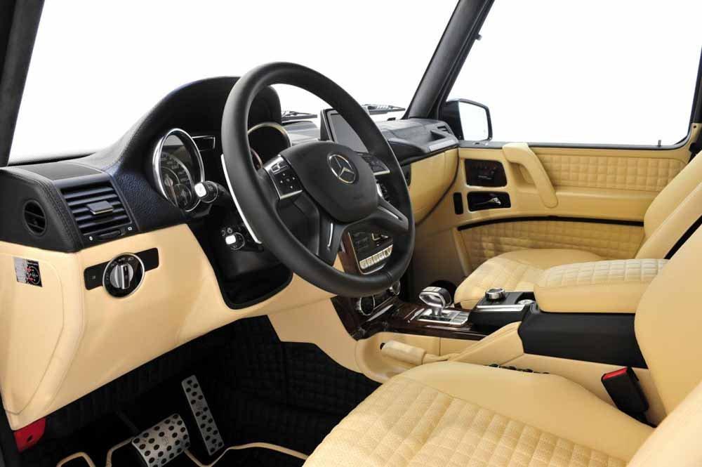 Mercedes-Benz G-CLASS - BRABUS WIDESTAR 800 W463 (3)