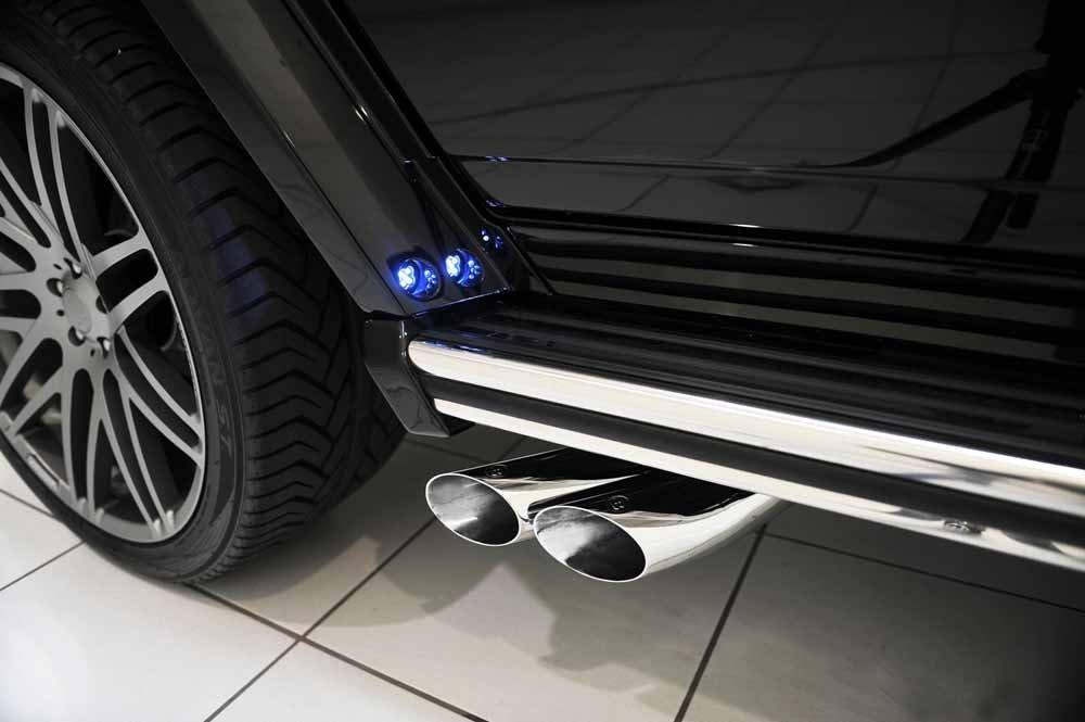 Mercedes-Benz G-CLASS - BRABUS WIDESTAR 800 W463 (4)