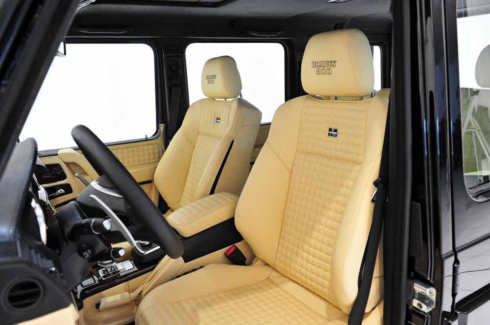 Mercedes-Benz G-CLASS - BRABUS WIDESTAR 800 W463 (5)