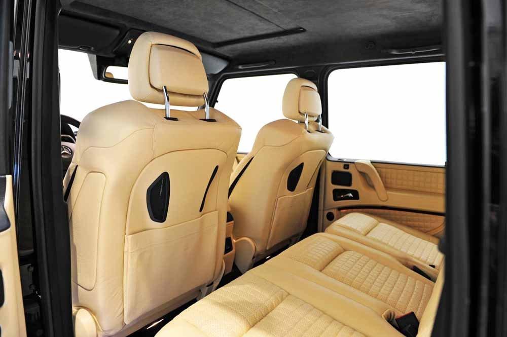 Mercedes-Benz G-CLASS - BRABUS WIDESTAR 800 W463 (6)