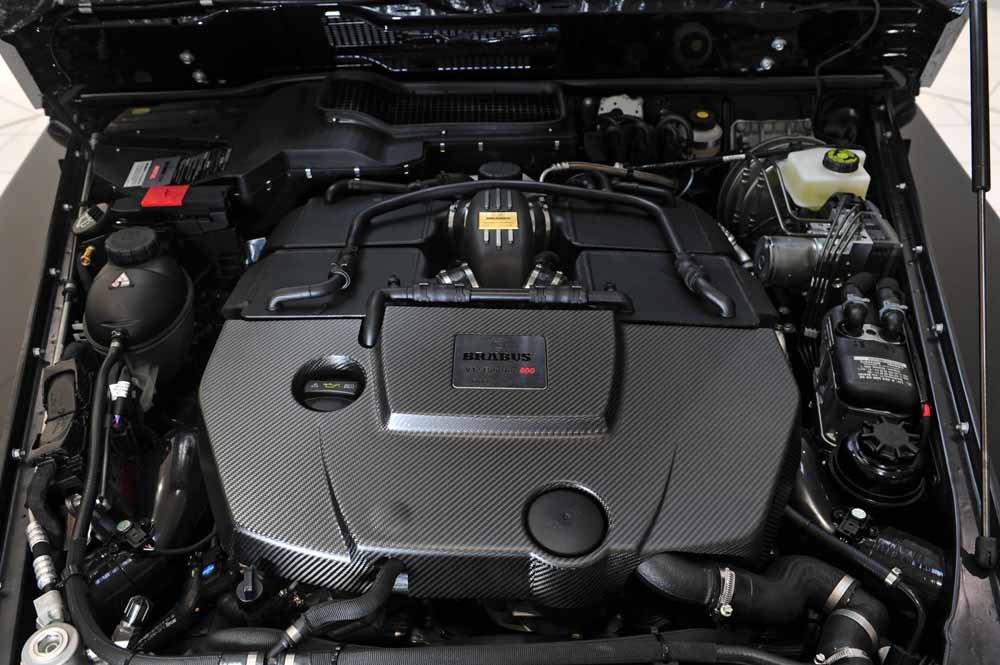 Mercedes-Benz G-CLASS - BRABUS WIDESTAR 800 W463 (7)