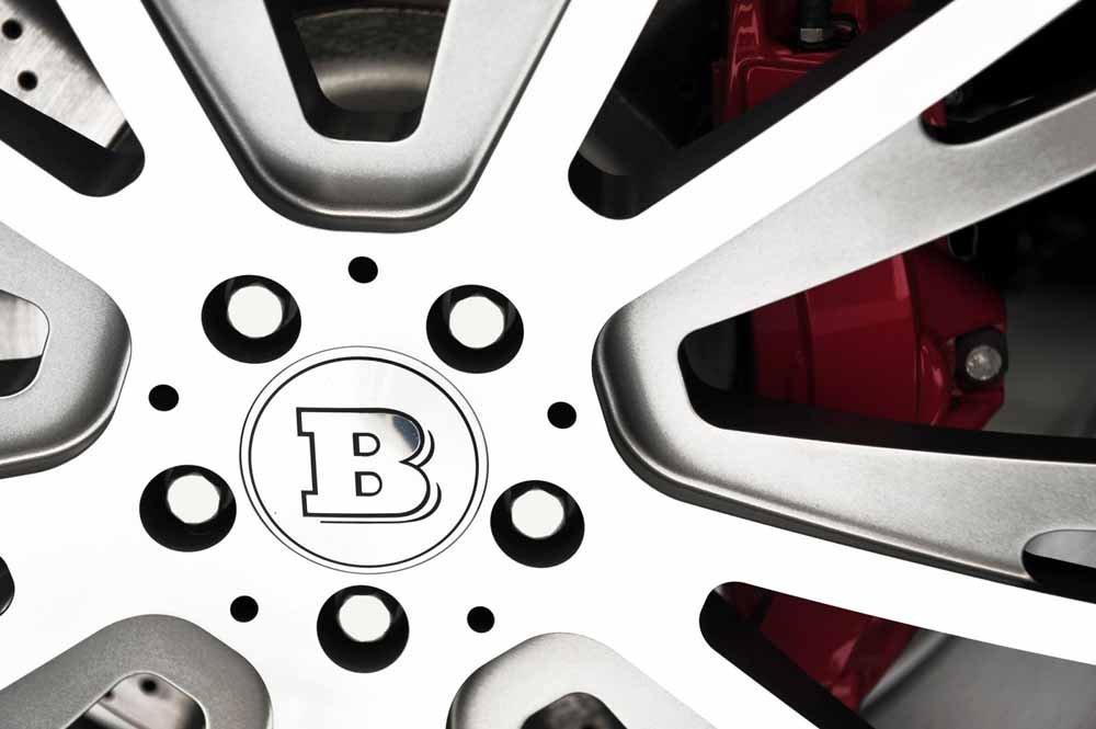 Mercedes-Benz G-CLASS - BRABUS WIDESTAR 800 W463 (8)