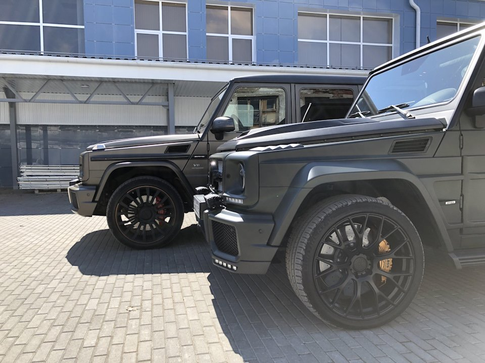 Mercedes-Benz G63 AMG 5.8 982HP 2012 (22)
