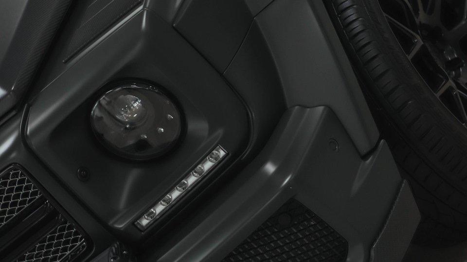 Mercedes-Benz G63 AMG 5.8 982HP 2012 (9)