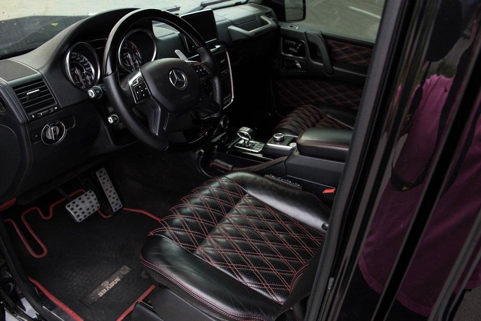 Mercedes-Benz G63 AMG Brabus (23)