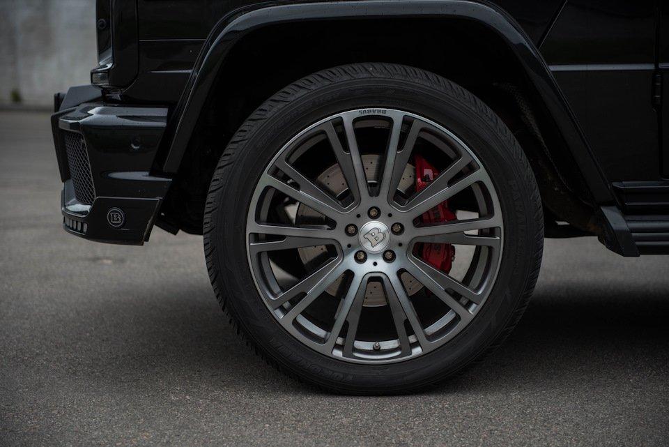 Mercedes-Benz G63 AMG Brabus (34)