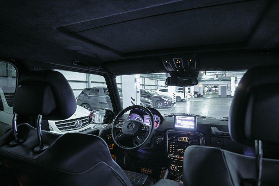 Mercedes-Benz G63 AMG Brabus G700 W463 (11)