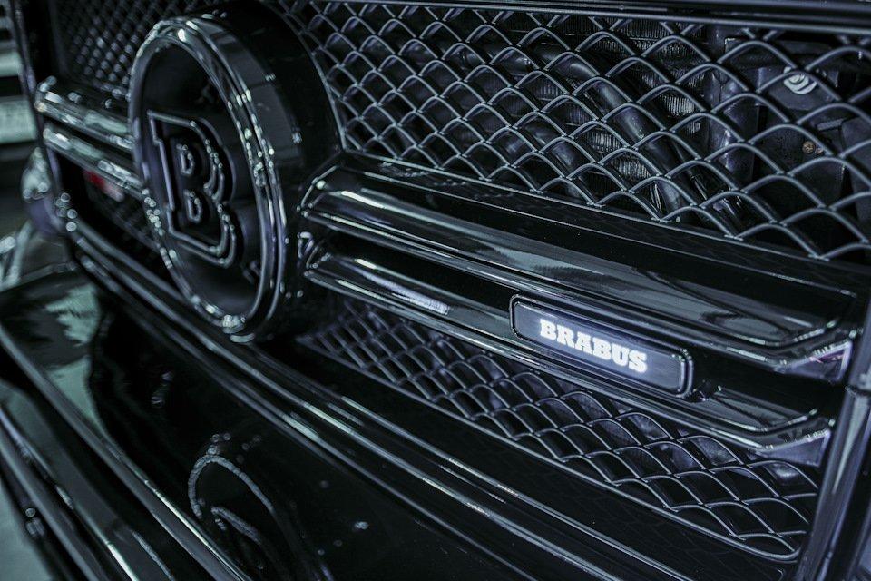 Mercedes-Benz G63 AMG Brabus G700 W463 (12)