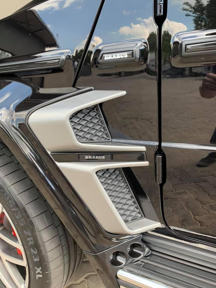 Mercedes-Benz G63 Brabus Edition W464 (18)