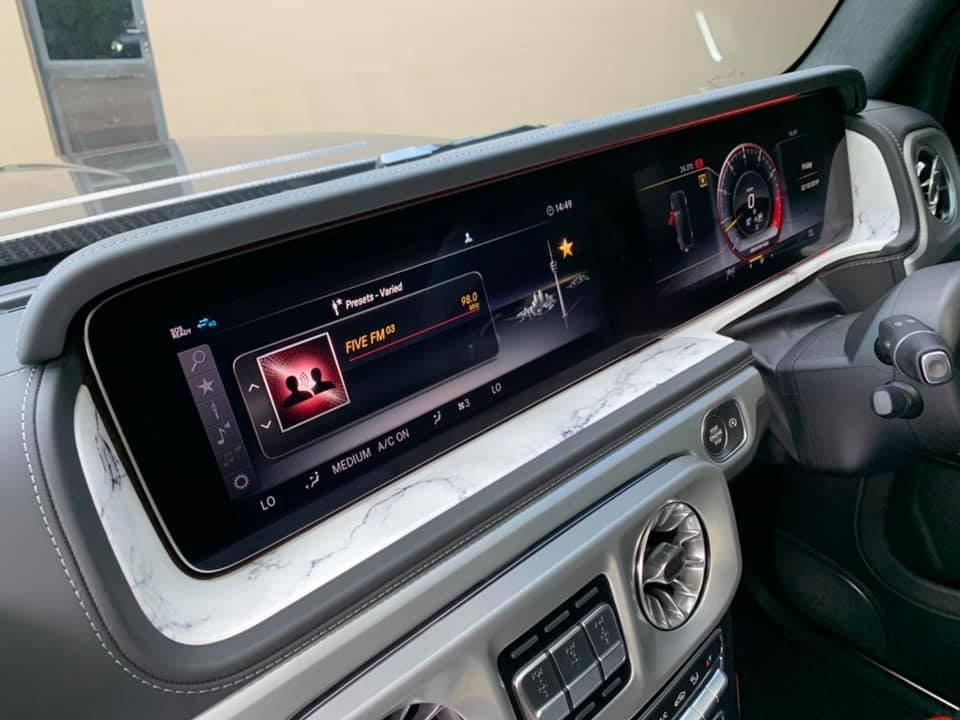 Mercedes-Benz G63 Brabus Edition W464 (22)
