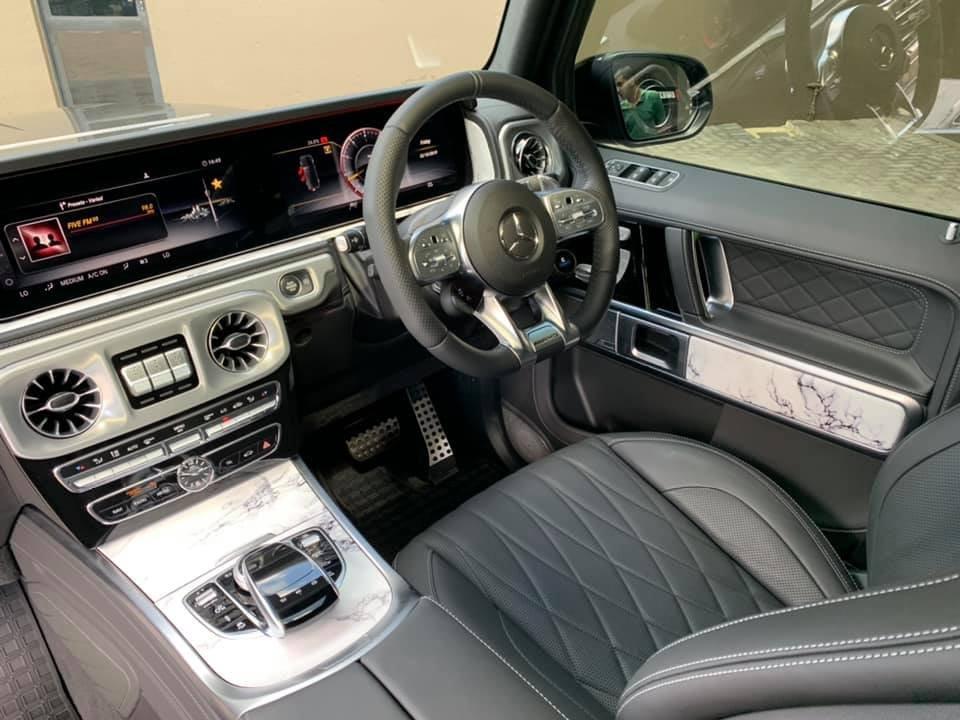 Mercedes-Benz G63 Brabus Edition W464 (23)