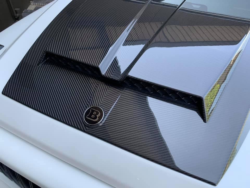 Mercedes-Benz G63 Brabus Edition W464 (4)