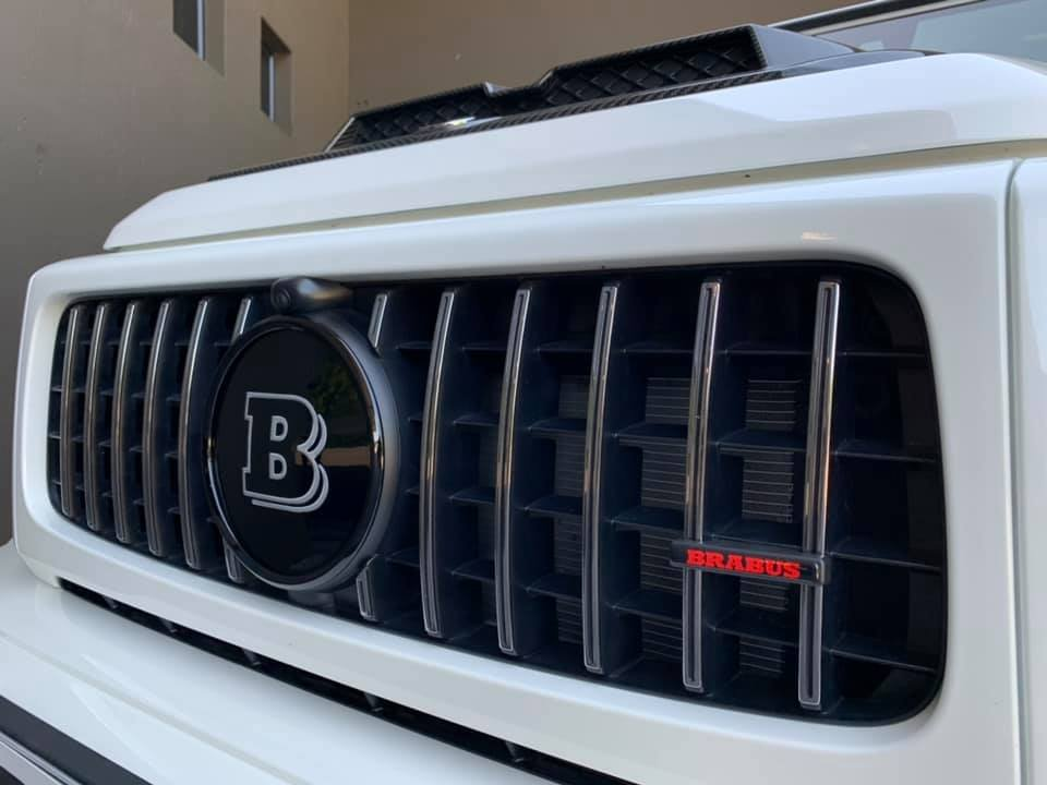 Mercedes-Benz G63 Brabus Edition W464 (6)