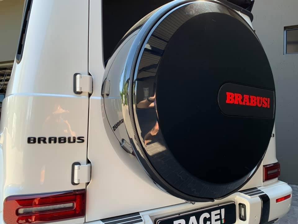 Mercedes-Benz G63 Brabus Edition W464 (7)