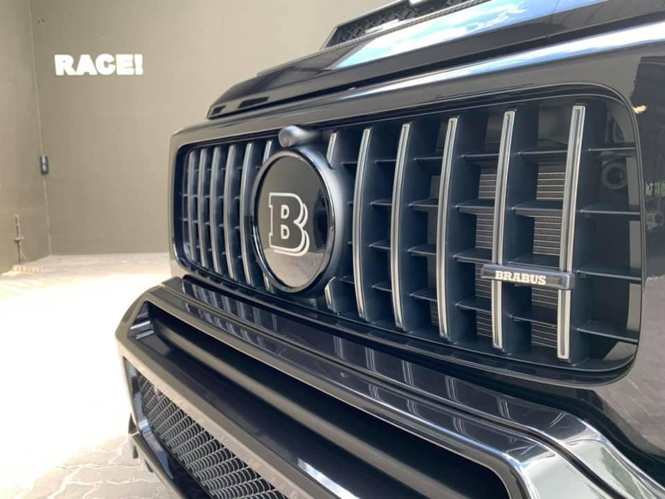 Mercedes-Benz G63 Brabus Edition W464 (8)