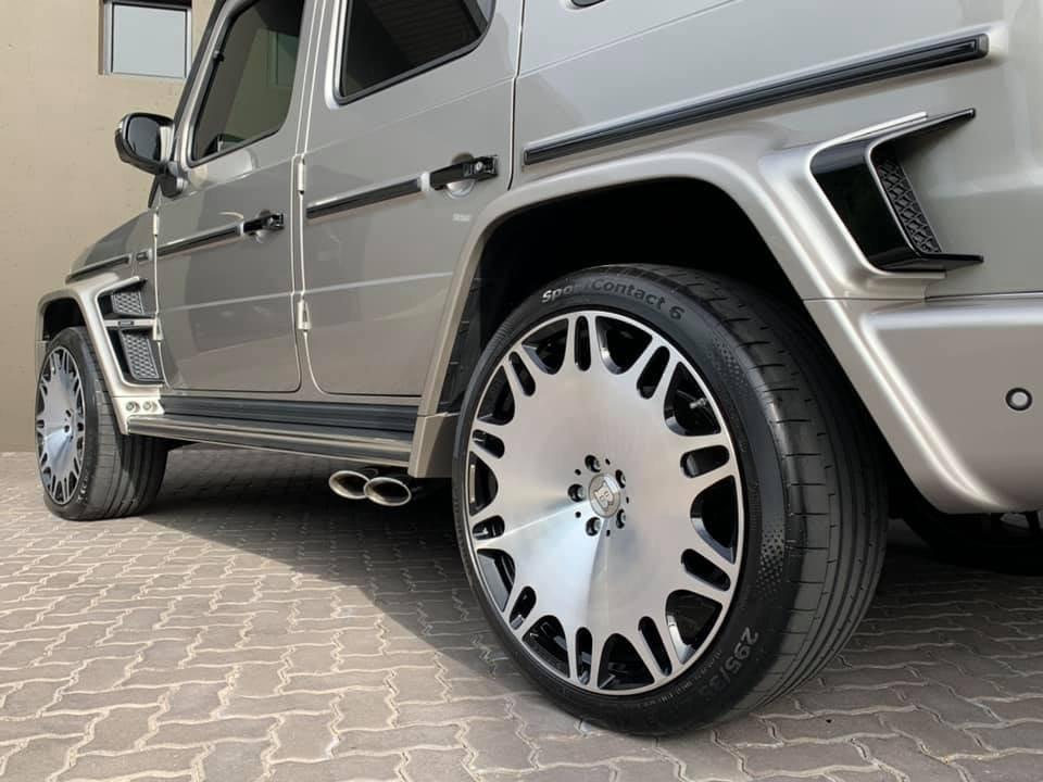 Mercedes-Benz G63 W464 (15)