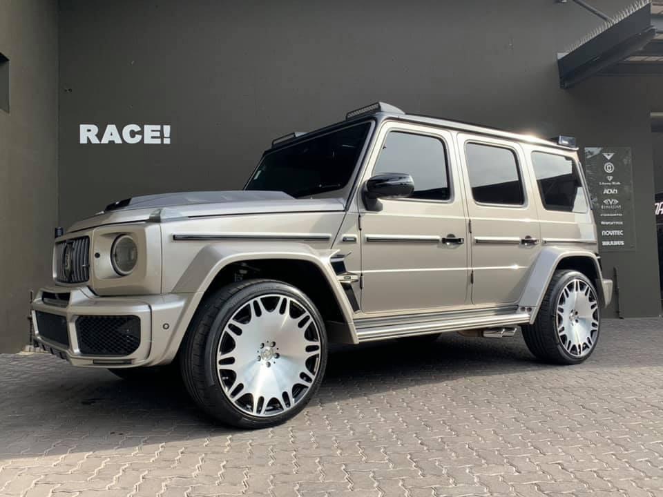 Mercedes-Benz G63 W464 (2)