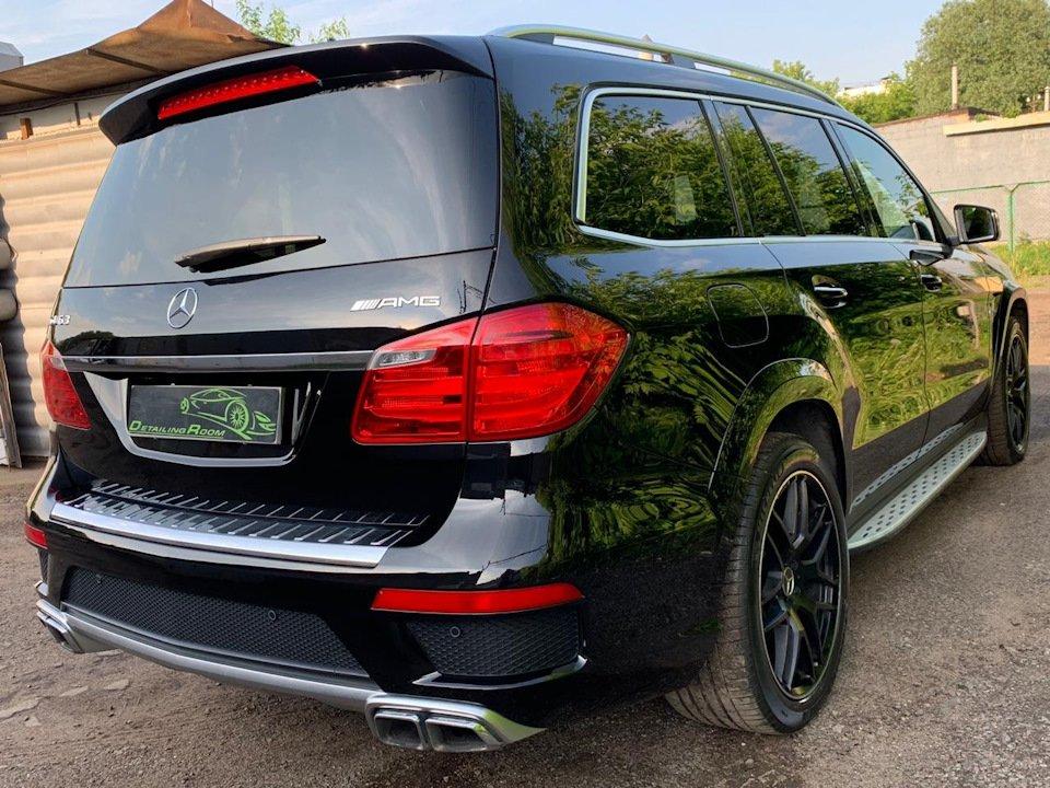 Mercedes-Benz GL63 AMG X167 (1)