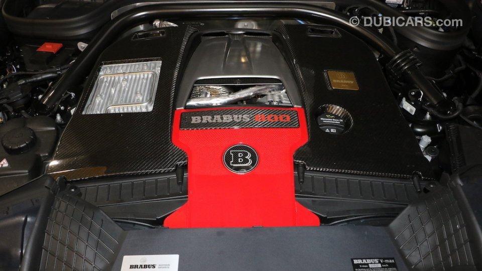 Mercedes-Benz G 63 AMG - Brabus G800 Widestar W464 (10)
