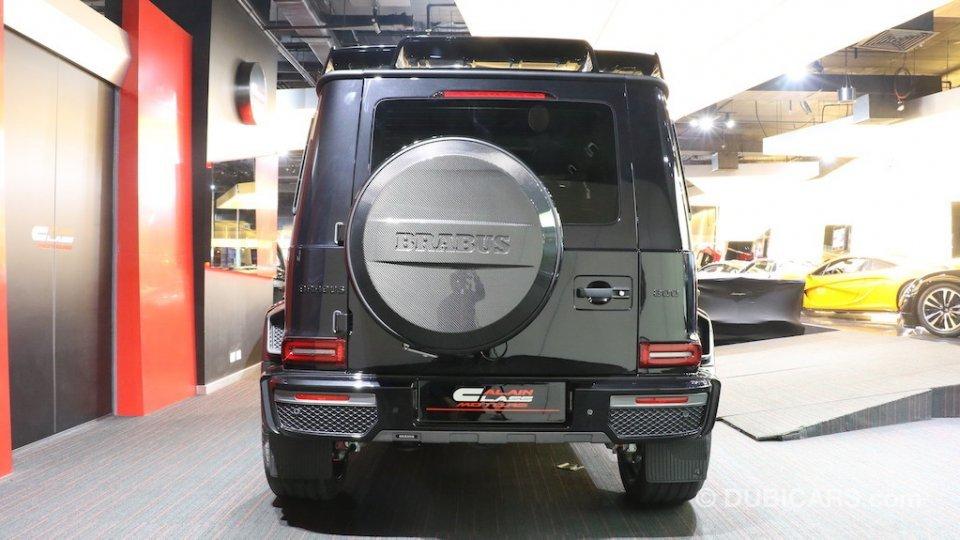 Mercedes-Benz G 63 AMG - Brabus G800 Widestar W464 (14)