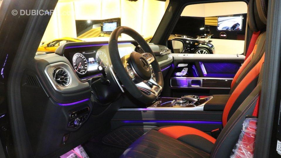 Mercedes-Benz G 63 AMG - Brabus G800 Widestar W464 (2)