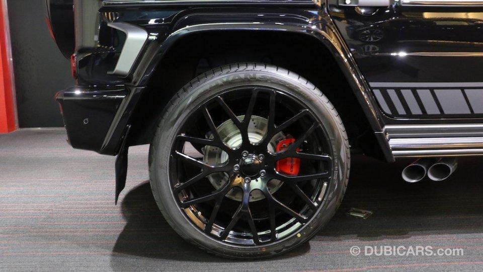Mercedes-Benz G 63 AMG - Brabus G800 Widestar W464 (4)
