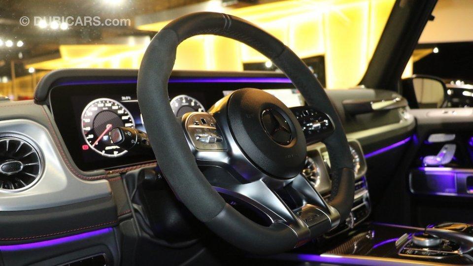Mercedes-Benz G 63 AMG - Brabus G800 Widestar W464 (5)