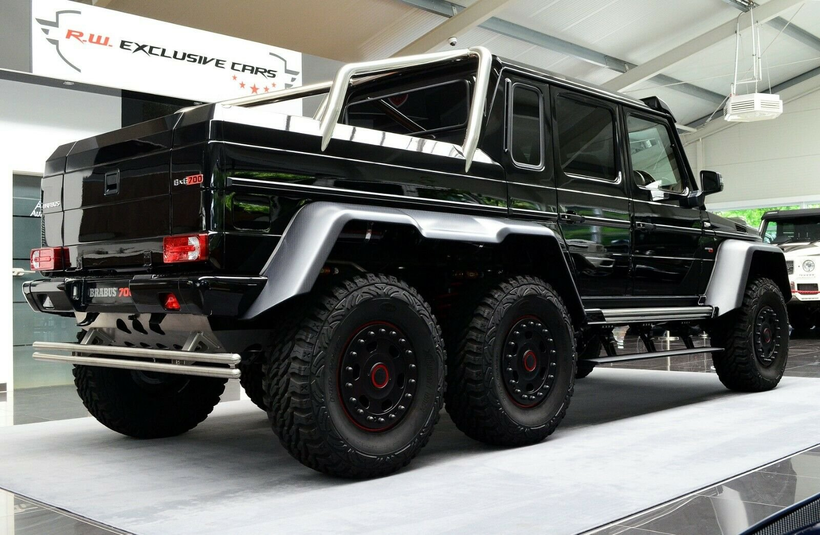 Mercedes-Benz G 63 AMG 6x6 Brabus700 - 1of15 (10)