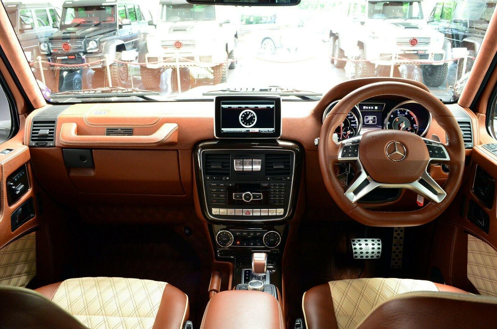Mercedes-Benz G 63 AMG 6x6 Brabus700 - 1of15 (13)