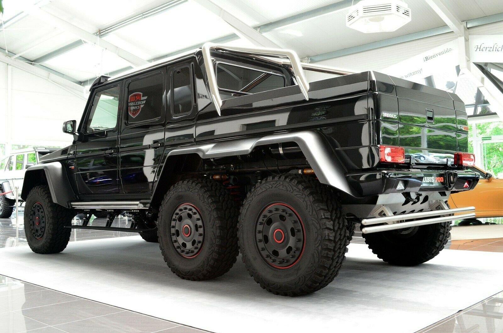 Mercedes-Benz G 63 AMG 6x6 Brabus700 - 1of15 (20)