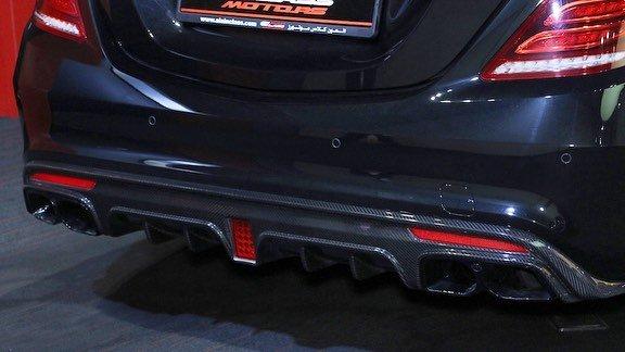 Mercedes-Benz S-Class W222 BRABUS EDITION (3)