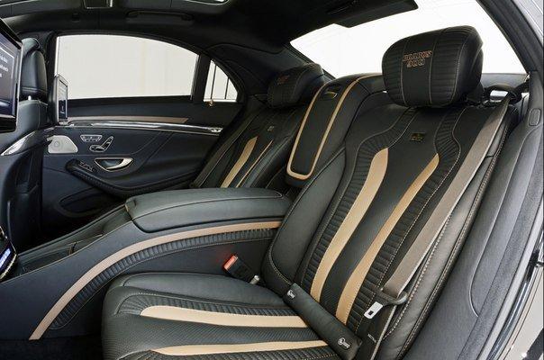 Mercedes-Benz S-class BRABUS ROCKET 900 W222 (1)
