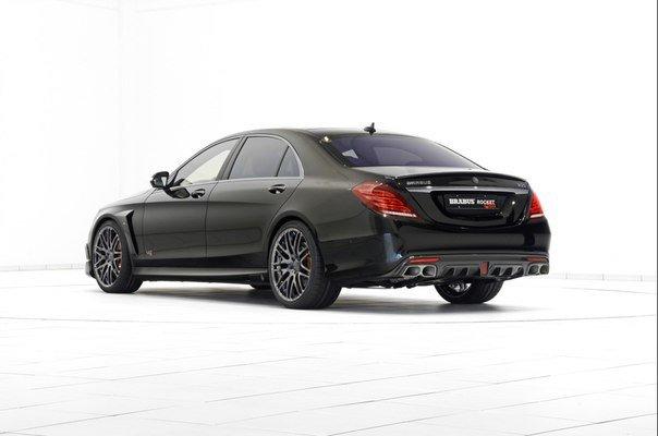 Mercedes-Benz S-class BRABUS ROCKET 900 W222 (4)