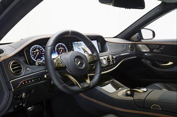 Mercedes-Benz S-class BRABUS ROCKET 900 W222 (5)
