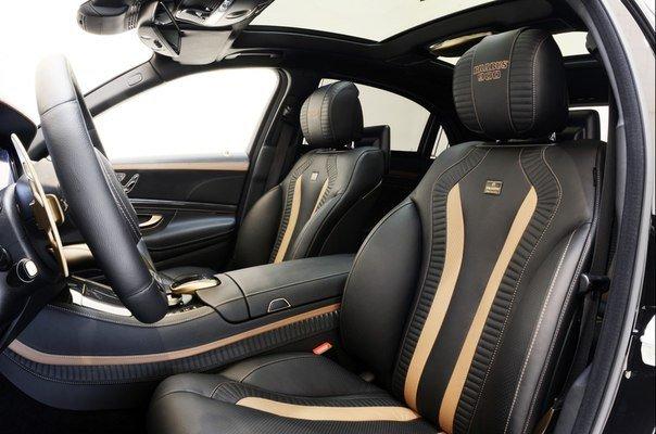Mercedes-Benz S-class BRABUS ROCKET 900 W222 (7)