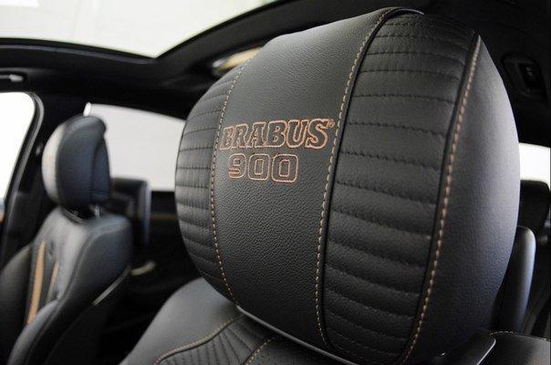 Mercedes-Benz S-class BRABUS ROCKET 900 W222 (9)