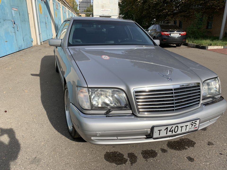 Mercedes-Benz S500 AMG W140 (11)