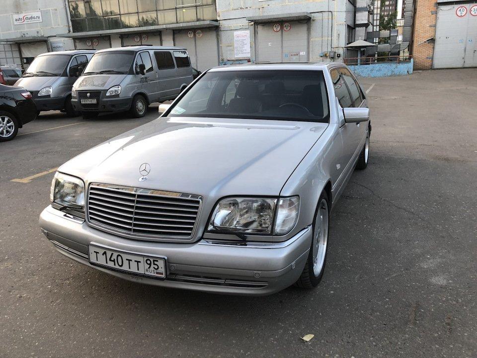 Mercedes-Benz S500 AMG W140 (13)