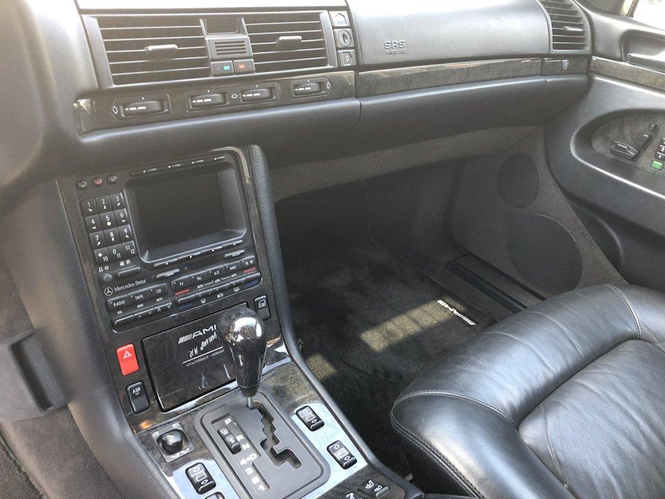 Mercedes-Benz S500 AMG W140 (15)