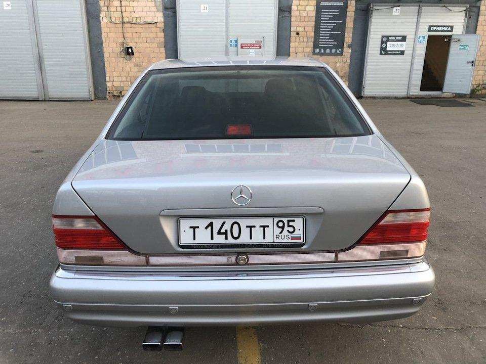 Mercedes-Benz S500 AMG W140 (17)