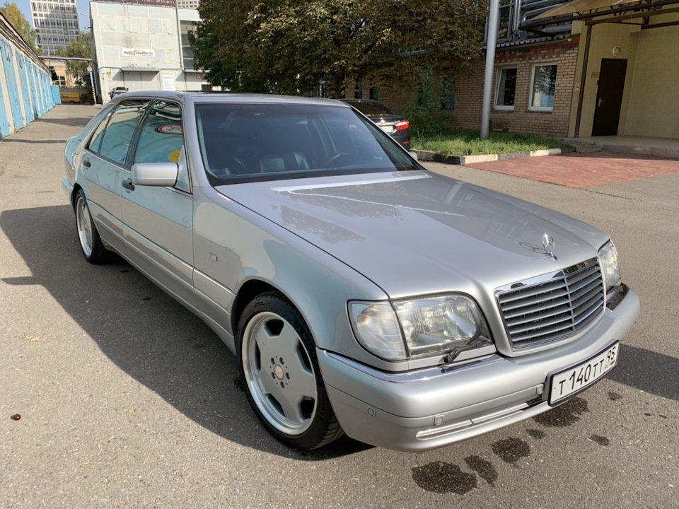 Mercedes-Benz S500 AMG W140 (18)